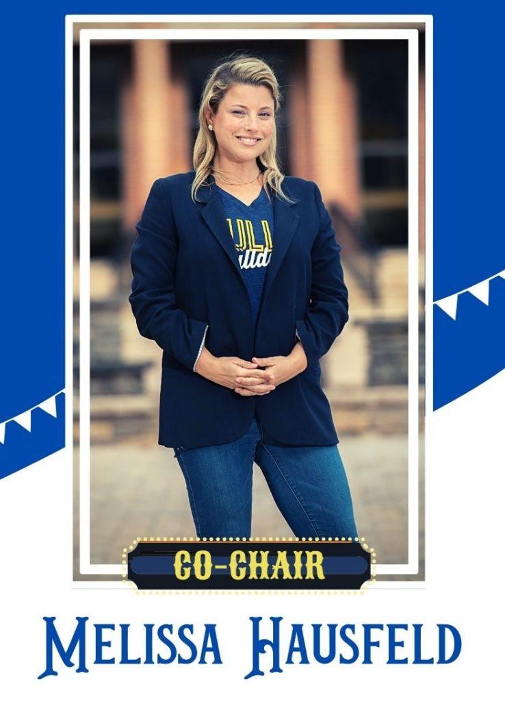 Melissa Hausfeld Co-Chair